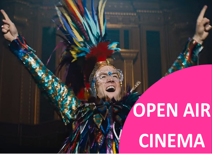 ROCKETMAN OPEN AIR CINEMA @ CN Rugby Club