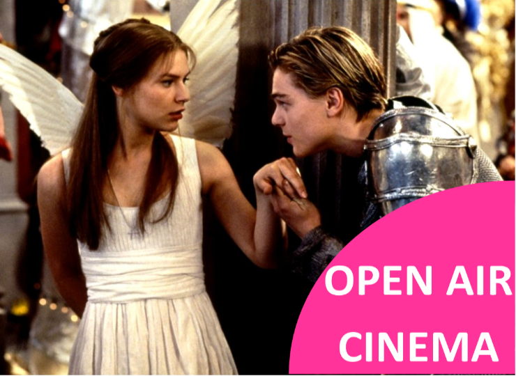 ROMEO AND JULIET OPEN AIR CINEMA @ Heath Farm