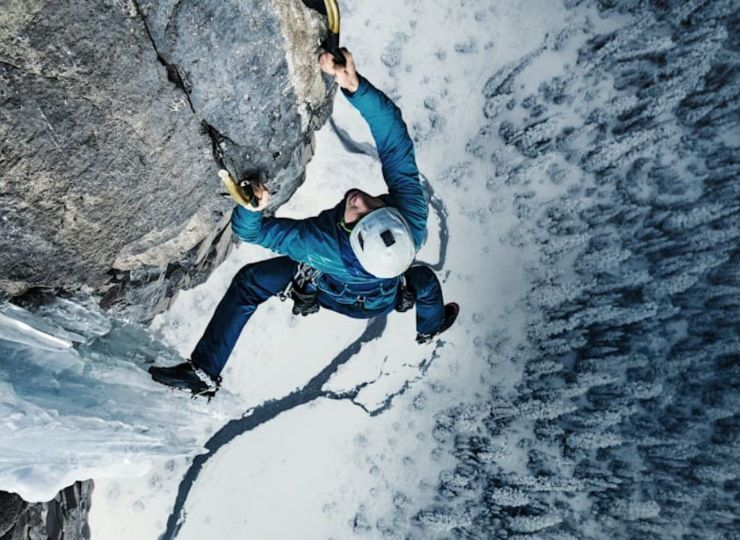 THE ALPINIST (12A)