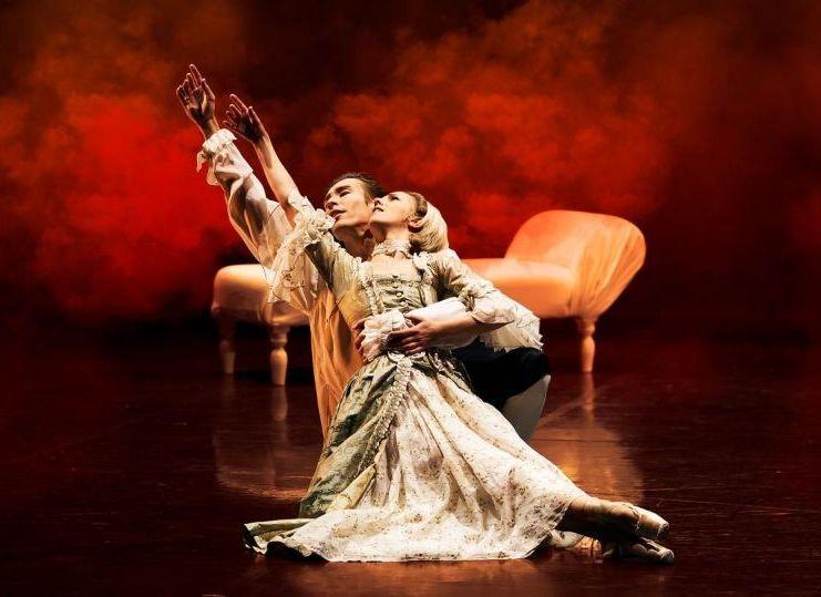DANGEROUS LIAISONS (Northern Ballet)