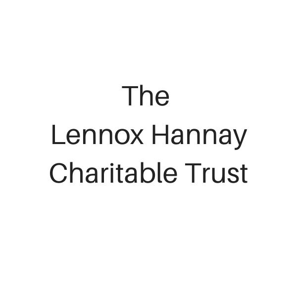 The Lennox Hannay Charitable Trust