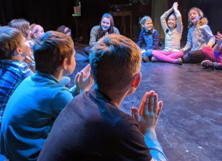 Youth Musical Theatre 5-8: Autumn Term 21