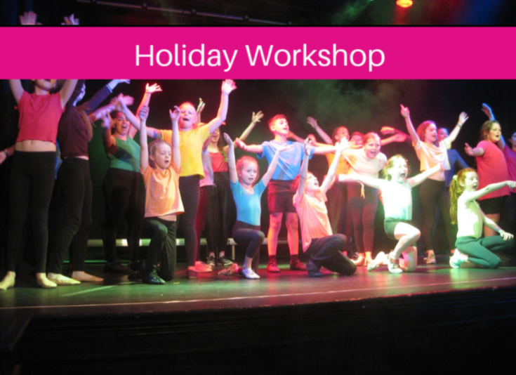 Musical Theatre Weeks 8-14 years Summer Term. 26-30 July