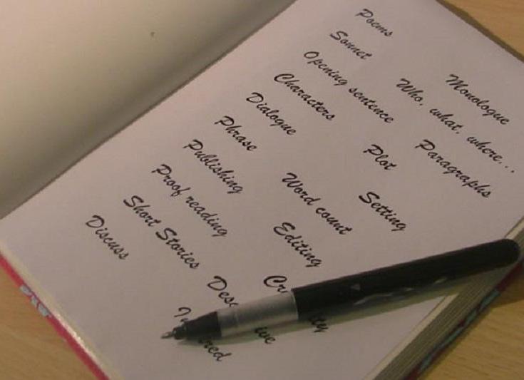Online Creative Writers 10:30am Summer Term 21