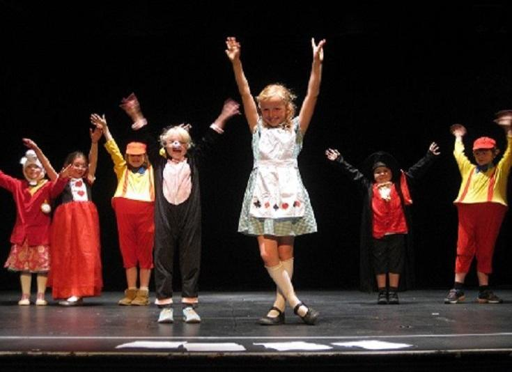 Youth Musical Theatre 5+ Summer 21