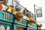 The Craven Arms Pub Garden