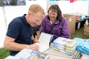 WH Smith Book Signings
