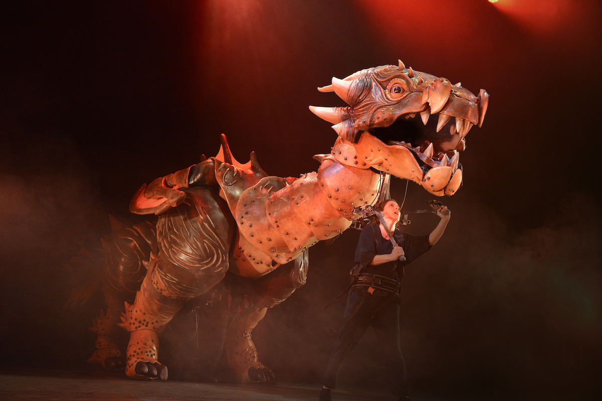 Famous Dragons From the UK