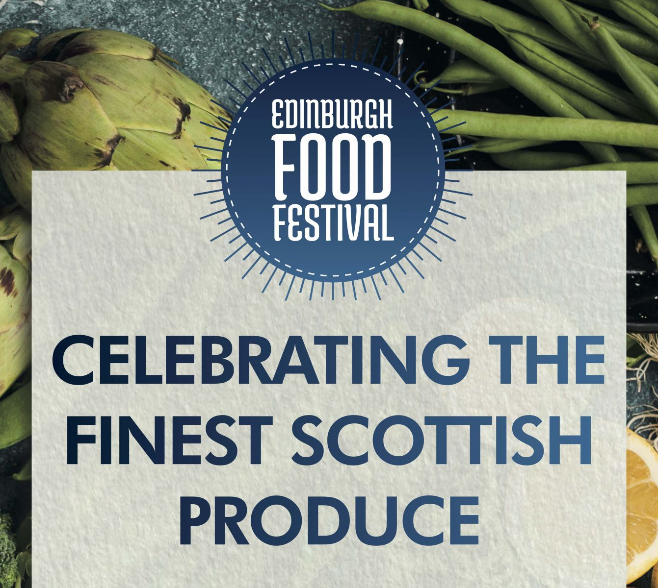 Our 2020 Edinburgh Food Festival plans