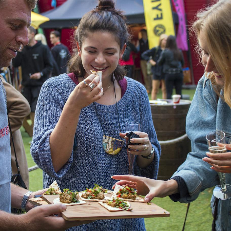 Edinburgh Food Festival returns