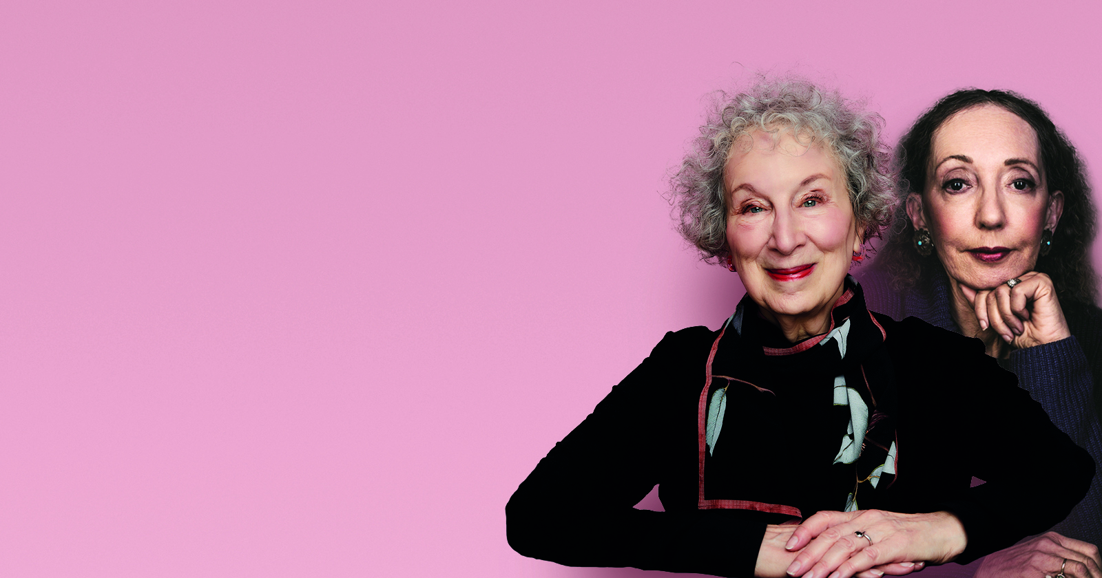MARGARET ATWOOD IN CONVERSATION WITH JOYCE CAROL OATES