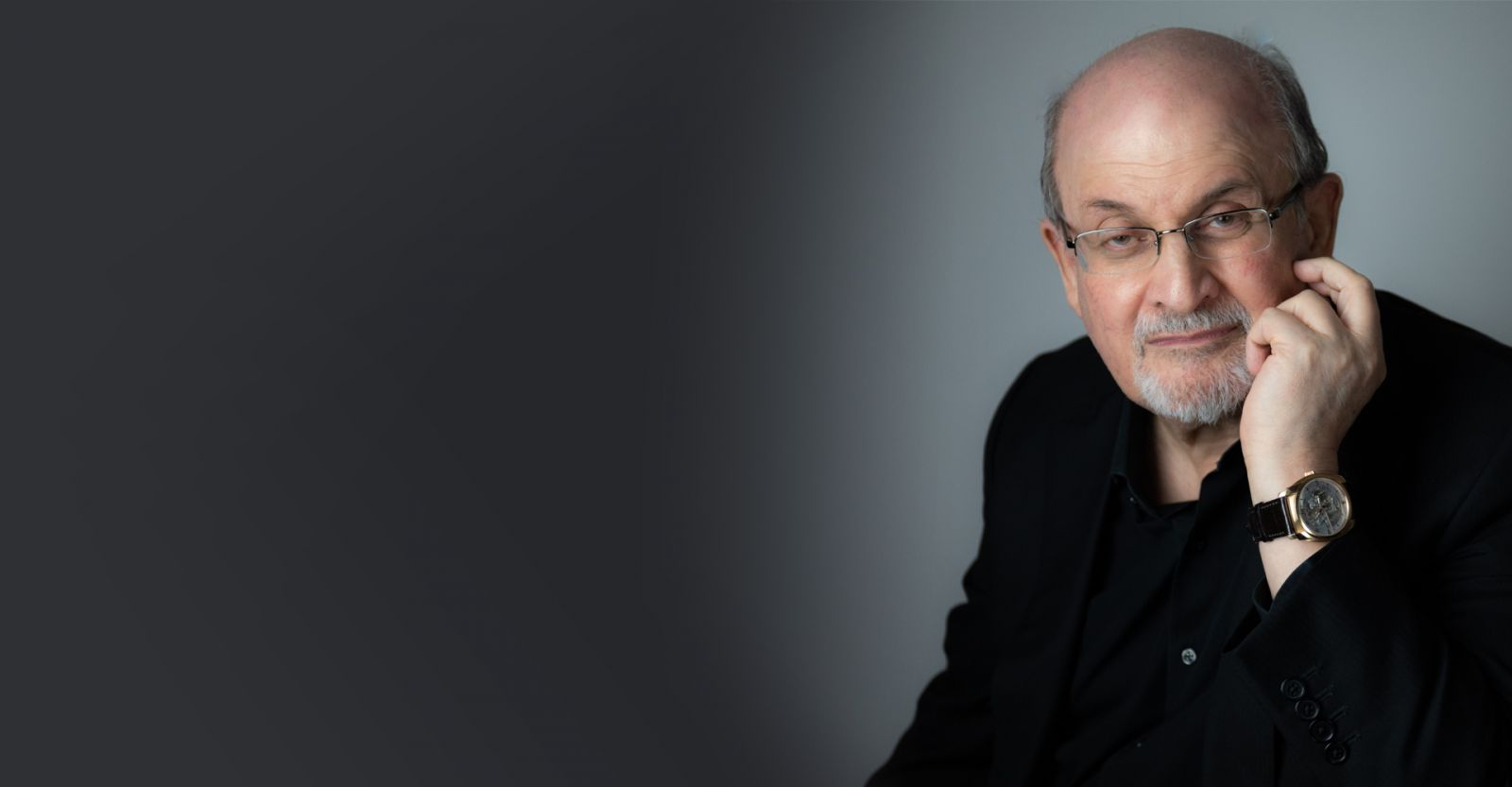 An Evening with Salman Rushdie
