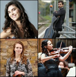Truro 3 Arts Concert Series: Christine Zerafa & Friends (piano quartet)