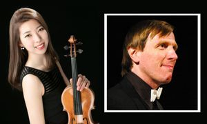 Truro 3 Arts Concert Series: Julia Hwang (violin) & James Drinkwater (piano)