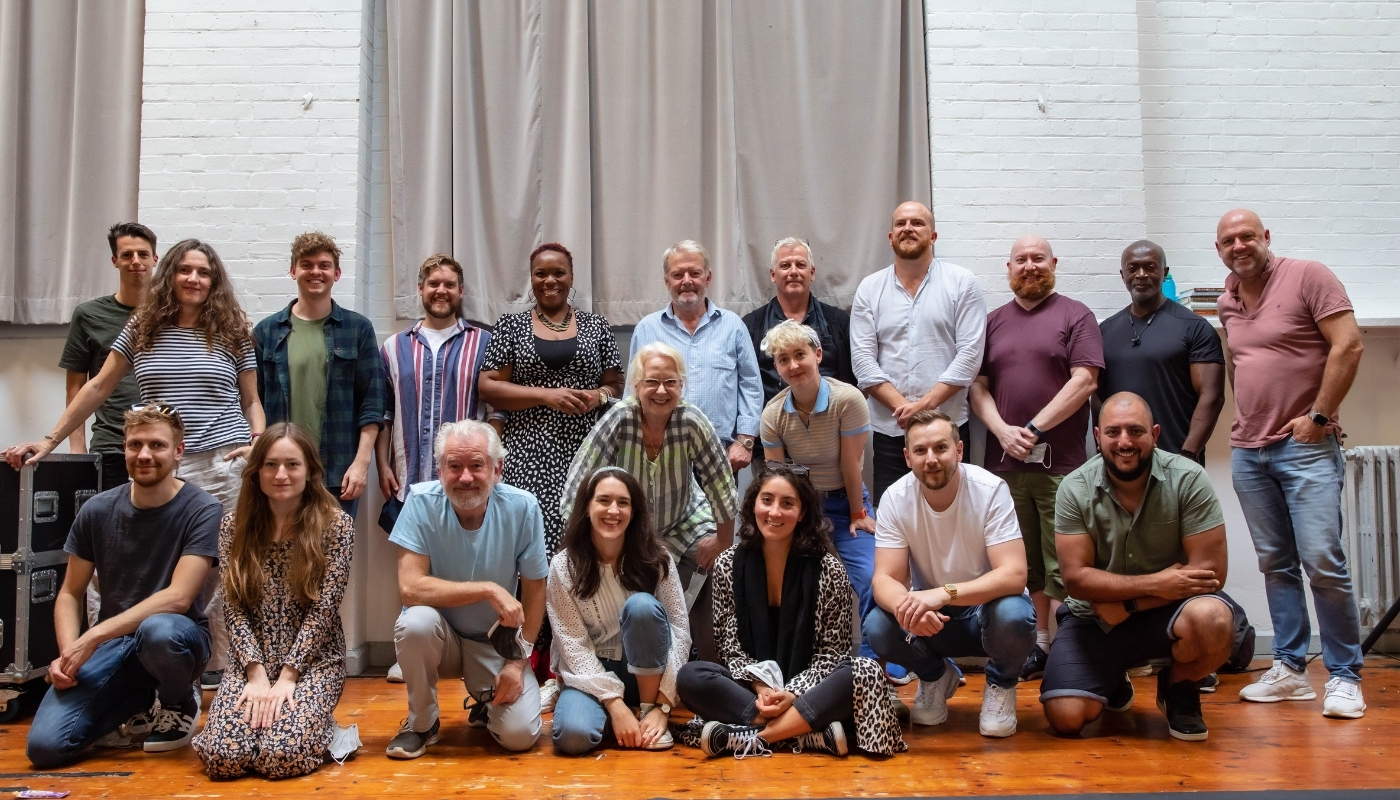 Full cast announced for world premiere of Fisherman's Friends: The Musical