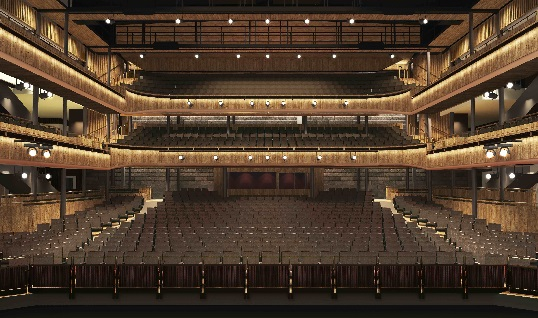 New auditorium to be named Cornwall Playhouse