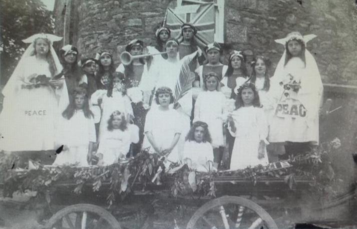 Truro Peace Day Celebrations, 1919