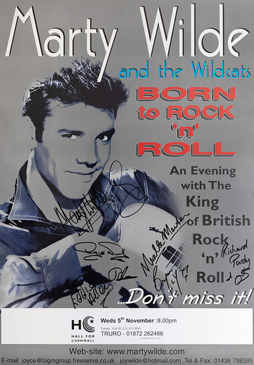Marty Wilde and the Wildcats
