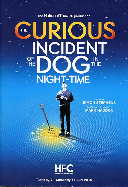 The Curious Incident Of The Dog in the Night-Time Programme