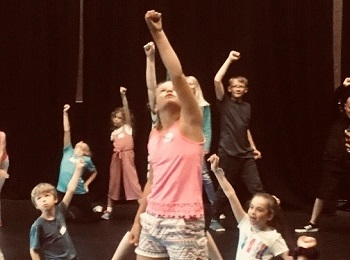 Developing the next generation of Broadway and West End stars