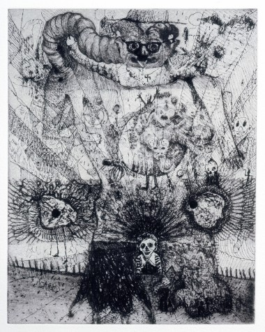 Exquisite Corpse (Rotring Club) I