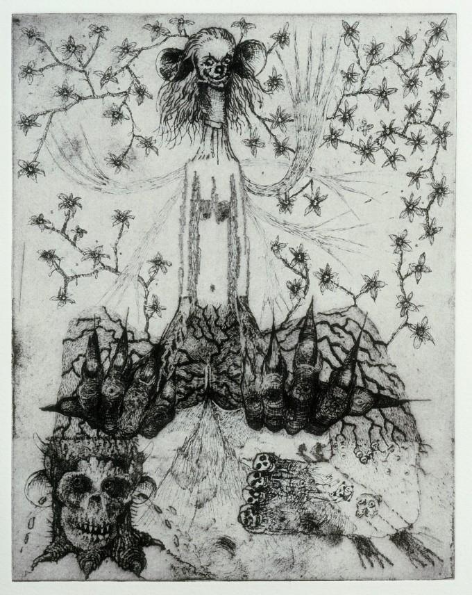 Exquisite Corpse (Rotring Club) VII