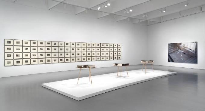 installation shot. Photo: Cathy Carver. Courtesy Hirshhorn Museum, Washington D.C