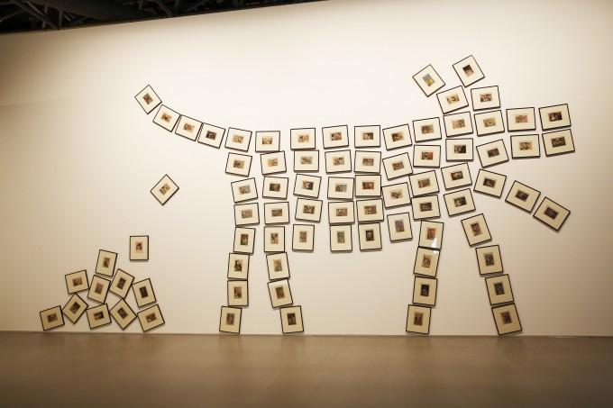 ©Art Lovers Histoires d'art dans la collection Pinault / Grimaldi Forum Monaco 2014 / © J.-C. Vinaj