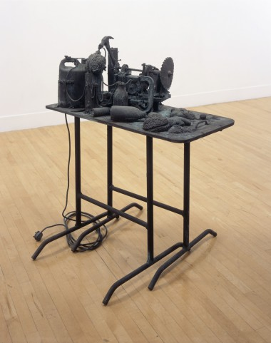 Cripple critique! Get rid of meaning! Your mind is a nightmare that has been eating you: now eat your mind machine. (1)