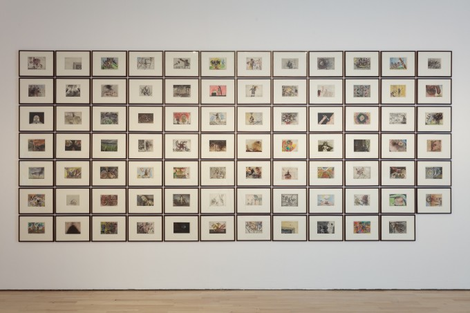 © Jake and Dinos Chapman. Courtesy Institute of Contemporary Arts (Image: Mark Blower)