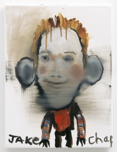 Painting for Pleasure and Profit: A piece of site-specific performance-based body art in oil, canvas and wood (dimensions variable). 66 (Nikki Tibbles)