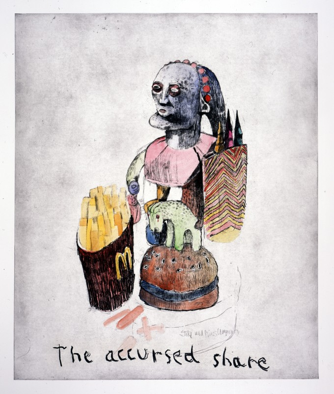 The Accursed Share