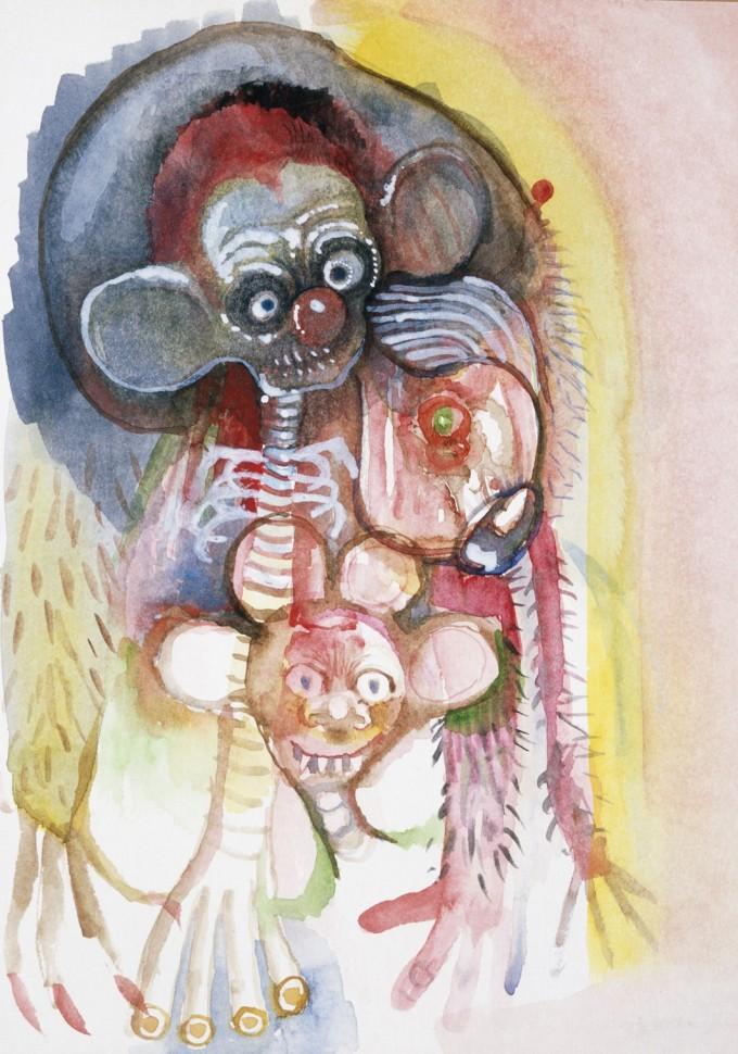 McWatercolour (Clown)