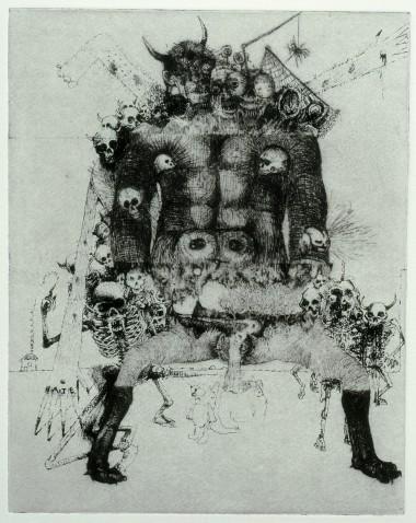 Exquisite Corpse (Rotring Club) IV