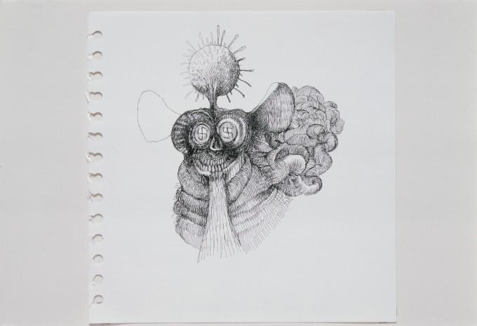 Television Drawing 22
