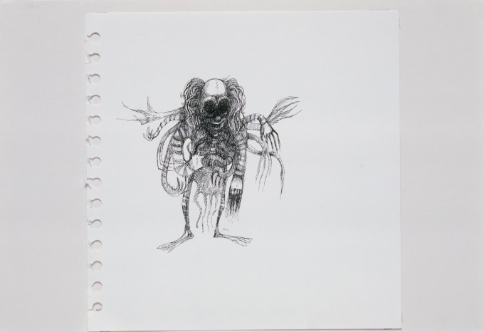 Television Drawing 23