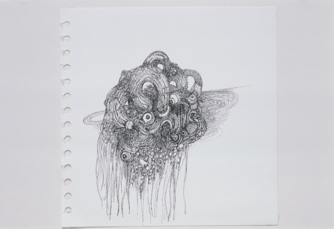 Television Drawing 30
