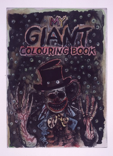 My Giant Colouring Book II (no.1)