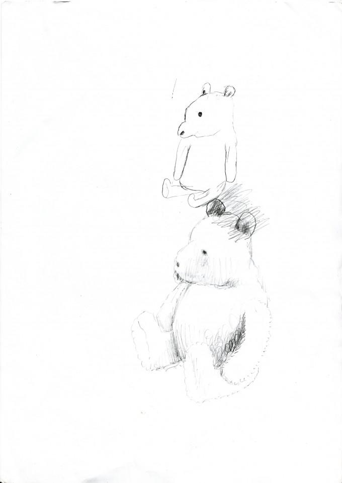 Yuri and Konstantin Shamanov Drawings – Set of 8 (5)