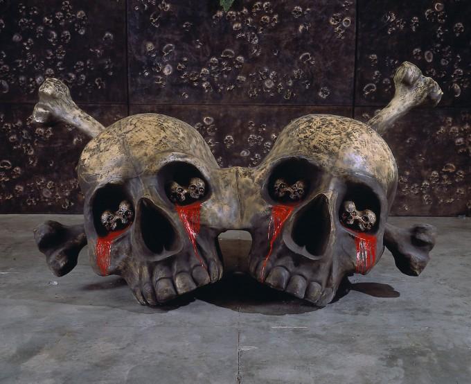 Double Death Head