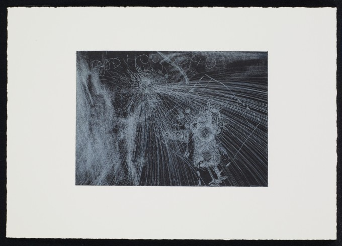 Disasters of War (white on black)