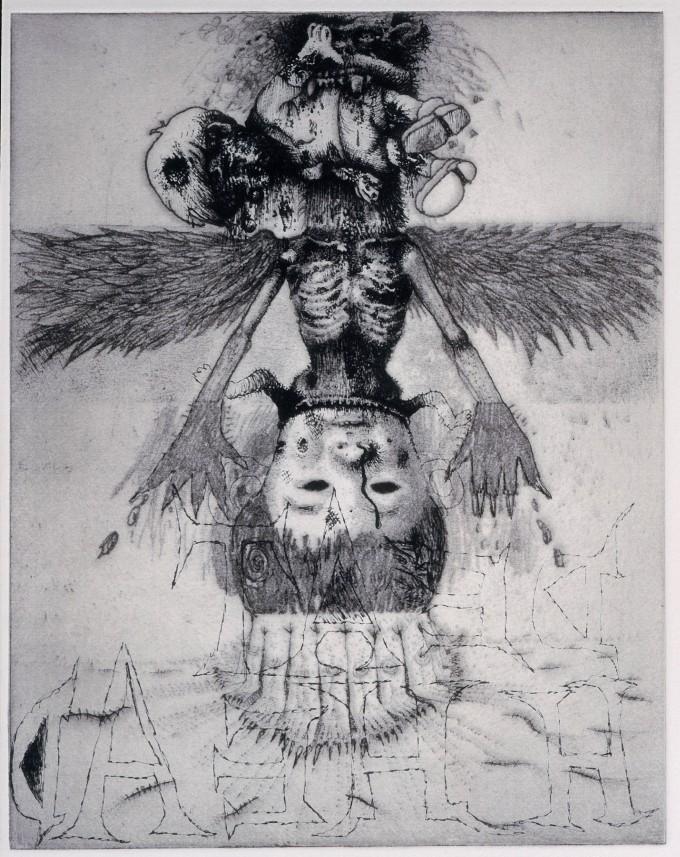 Exquisite Corpse (Rotring Club) III