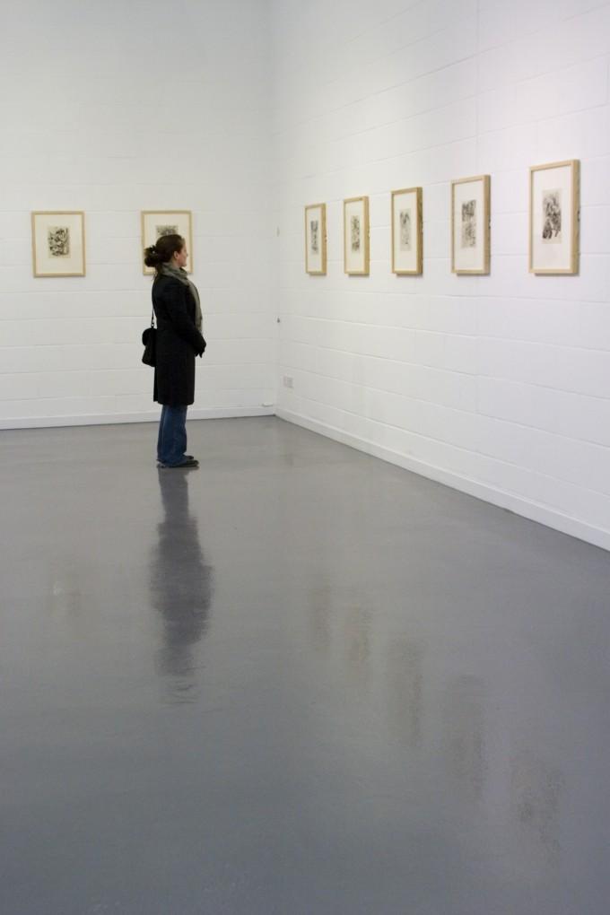 Bedales Gallery, Steep 2009