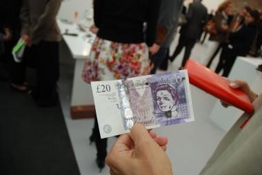 Currency Project, Frieze Art Fair, London (2)