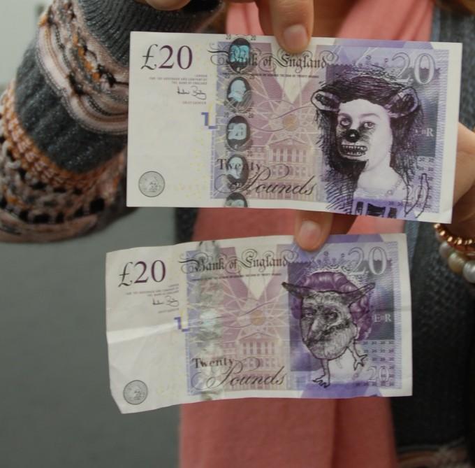 Currency Project, Frieze Art Fair, London (3)
