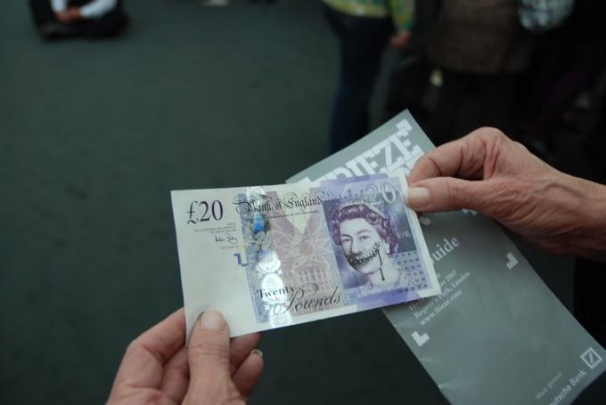 Currency Project, Frieze Art Fair, London (5)