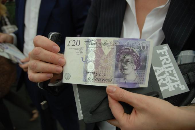 Currency Project, Frieze Art Fair, London (6)