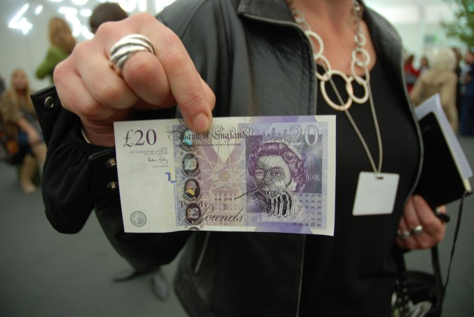 Currency Project, Frieze Art Fair, London (9)