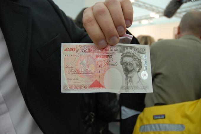 Currency Project, Frieze Art Fair, London (18)