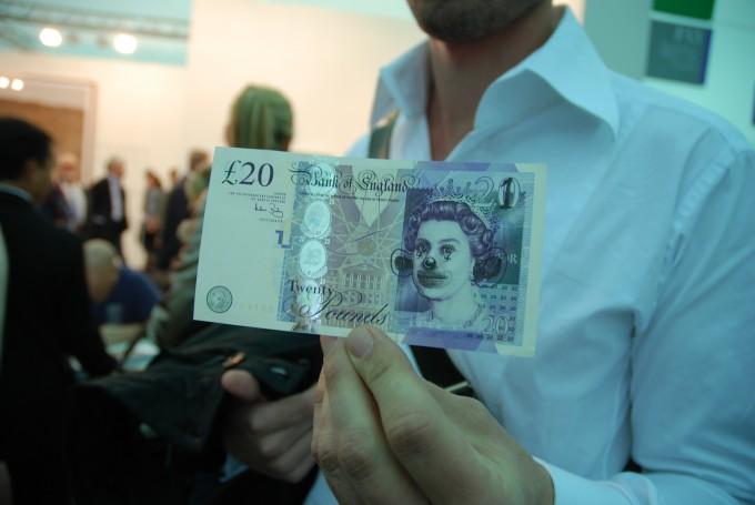 Currency Project, Frieze Art Fair, London (42)